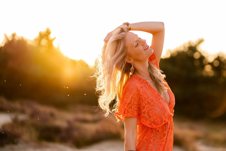 DVO fotografie - Denise van Oers - Golden hour