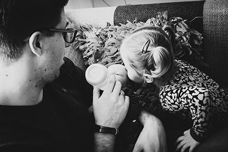 DVO fotografie - Denise van Oers - Newborn lifestyle shoots